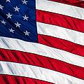 American Flag by Leslie Banks