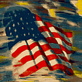 American Flag by Patrick McClellan