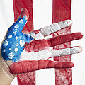 American Flag by Skip Nall