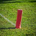 American Football Field Marker by Alex Grichenko