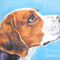 American Foxhound by Lee Ann Shepard
