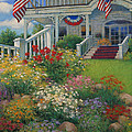 American Garden by Sharon Will
