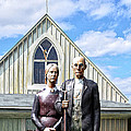 American Gothic  by Bill Cannon