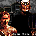 American Gothic Resurrection Home Sweet Home 20130715 by Wingsdomain Art and Photography