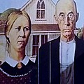 American Gothic by Rob Hans