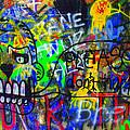 American Graffiti 15 - Crack Head by Edward Smith