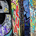 American Graffiti by Terry Rowe