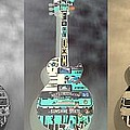 American Guitars 5 by Rob Hans