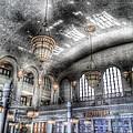 American Haunting Union Station Denver Colorado by Jeremy Lloyd Ballard