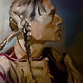 American Indian by James Henderson