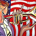 American Jazz Man by Anthony Falbo