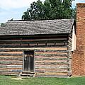 American Log Cabin by Frank Romeo