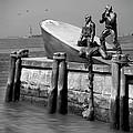 American Merchant Mariners Memorial by Mike McGlothlen