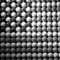 American Pastime In Black And White by Rob Hans