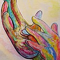 American Sign Language Jesus by Eloise Schneider Mote