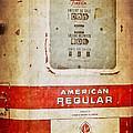 American Standard - Vintage Fuel Pump - Casper Wyoming by Diane Mintle