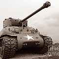 American Tank by Olivier Le Queinec