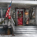 Americana - A Tribute To Rockwell - Westfield Nj by Mike Savad