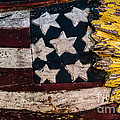 Americana - Stars And Stripes by Dean Harte