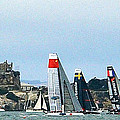 America's Cup World Series by Robin Stout