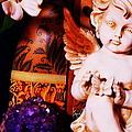 Amethyst Angel by Bobbee Rickard