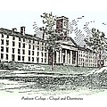 Amherst College - Chapel And Dormitories by John Madison