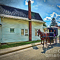 Amish Country Ride by Joan  Minchak