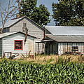 Amish Farm In Tennessee by Kathy Clark