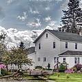 Amish Homestead by Kris  Ryan Claypool