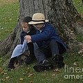 Amish Kids by R A W M