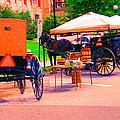 Amish Market. by Joseph Wiegand