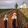 Amish Road by Linda Simon