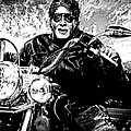 Amitabh Bachchan - God Of Entertainment by Piety Dsilva