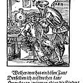 Amman: Dentist, 1568 by Granger