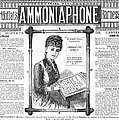 Ammoniaphone, 1885 by Granger
