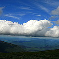 Among Clouds  by Neal Eslinger