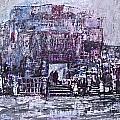 Among The Ruins by Janice Nabors Raiteri