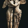 Amor And Psyche. 1st C. Hellenistic by Everett