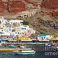 Amoudi Bay by Suzanne Oesterling
