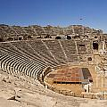 Amphitheatre In Side Turkey by Sophie McAulay