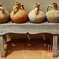 Amphoras  by Elena Elisseeva
