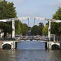 Amsterdam - Drawing Bridge by Olaf Schulz