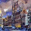 Amsterdam Daily Life by Georgi Dimitrov