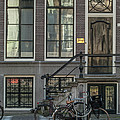Amsterdam Facade #1 by Marinus Ortelee