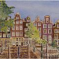 Amsterdam by Godwin Cassar