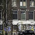 Amsterdam Graffiti by Teresa Mucha