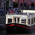 Amsterdam Houseboat by Juergen Roth