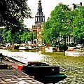 Amsterdam by Ira Shander