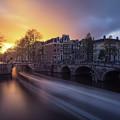 Amsterdam - Keizersgracht by Jean Claude Castor