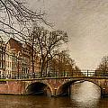 Amsterdam Panorama by Ann Garrett